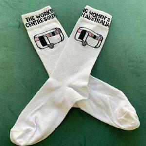 Commemorative Caravan Socks – Limited Edition