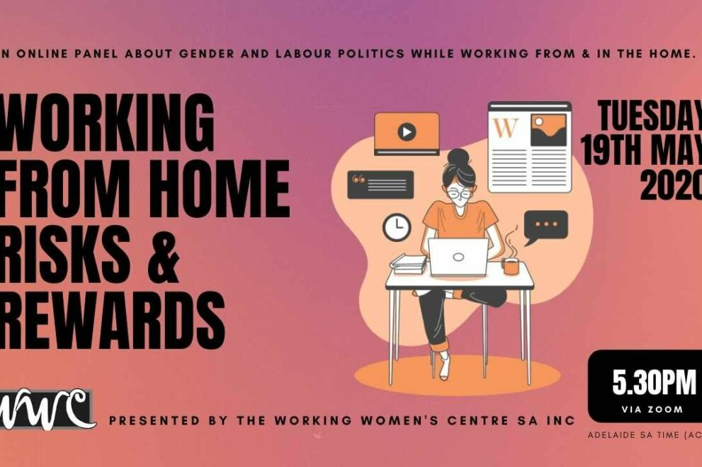working from home risks & rewards
