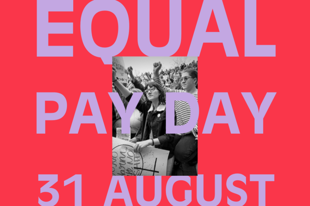 Equal Pay Day was established to address the gender pay gap, the difference between women's and men's average weekly full-time equivalent earnings, expressed as a percentage of men's earnings. According to the Workplace Gender Equality Agency (WGEA), in 2021, the national gender pay gap is 14.20%, which means that Australian working women on average are paid $261.50 less than their male counterparts.